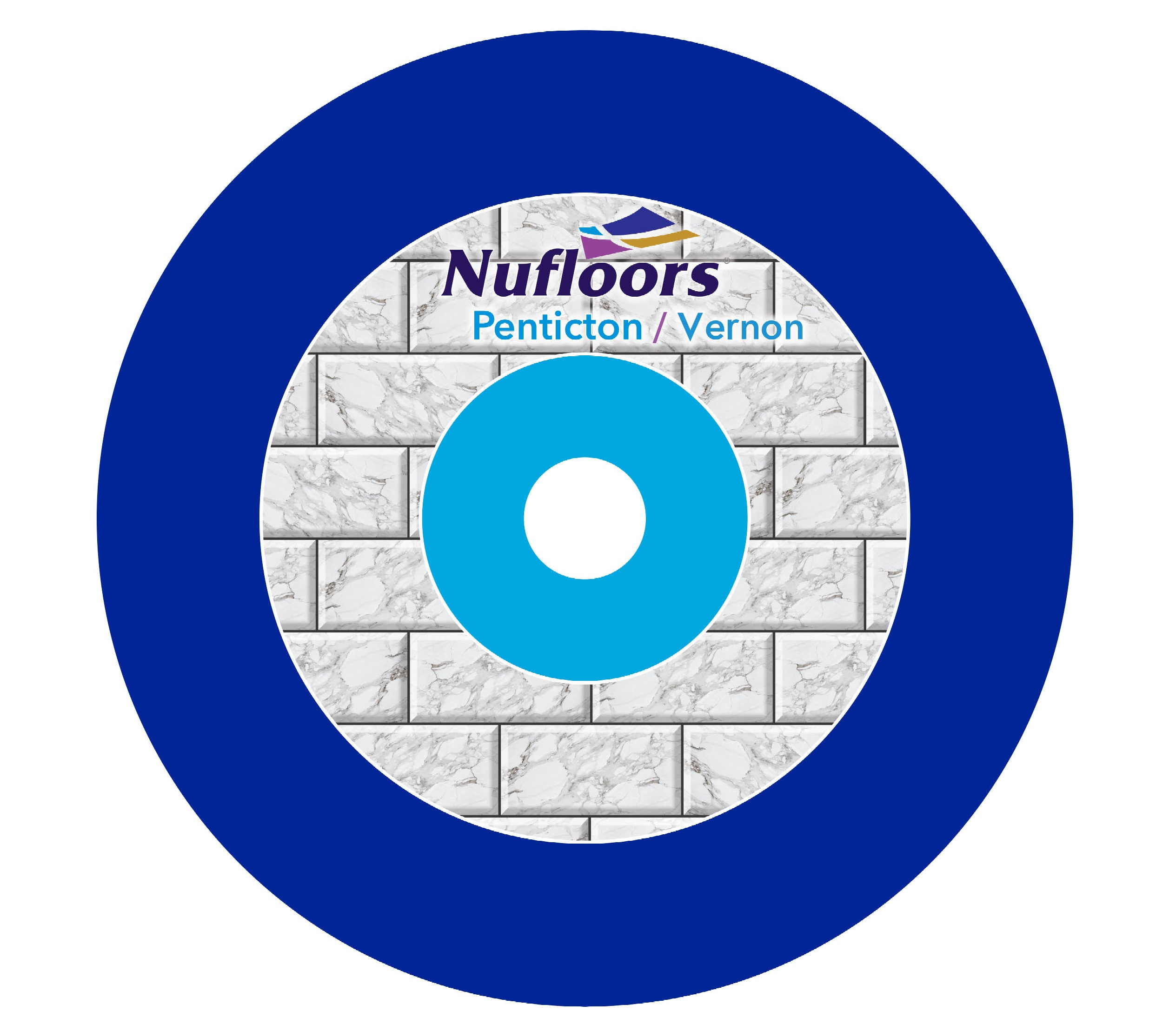 Vernon Curling Club - NuFloors  - FULL HOUSE - Layout - R1