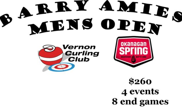 BARRY AMIES Mens Open